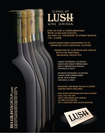 Lush Wine Seminar