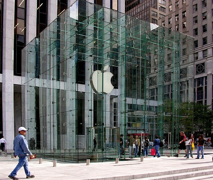 Apartments For Rent In Greektown Chicago: New Apple Store To Open At North/Clybourn/Halsted